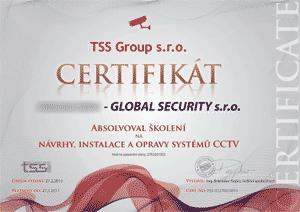 Návrh, instalace a opravy CCTV