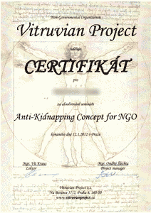 Vitruvian Project - Anti-Kidnapping Concept